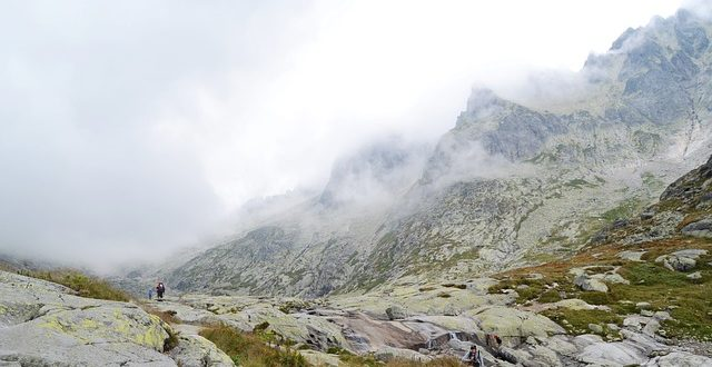 percorso alpino