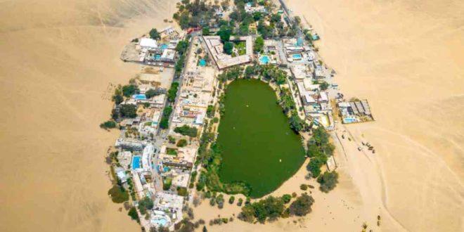 Dormire in un'oasi: in Perù è possibile
